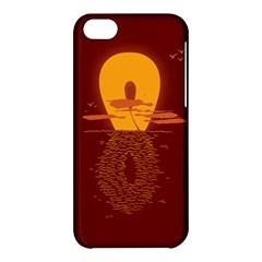 Endless Summer, Infinite Sun Apple iPhone 5C Hardshell Case