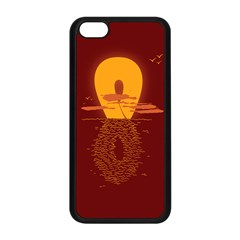 Endless Summer, Infinite Sun Apple Iphone 5c Seamless Case (black)