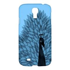 Flaunting Feathers Samsung Galaxy S4 I9500/I9505 Hardshell Case