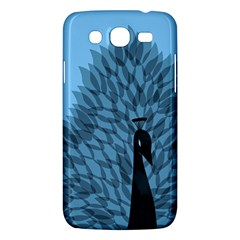 Flaunting Feathers Samsung Galaxy Mega 5.8 I9152 Hardshell Case