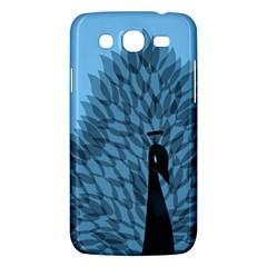 Flaunting Feathers Samsung Galaxy Mega 5 8 I9152 Hardshell Case