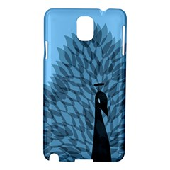 Flaunting Feathers Samsung Galaxy Note 3 N9005 Hardshell Case