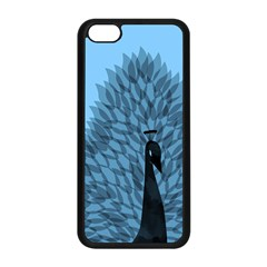 Flaunting Feathers Apple Iphone 5c Seamless Case (black)