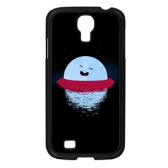 Midnight Swim Samsung Galaxy S4 I9500/ I9505 Case (Black)