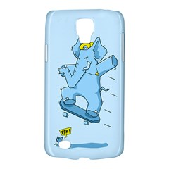 The Ollie-phant Samsung Galaxy S4 Active (I9295) Hardshell Case