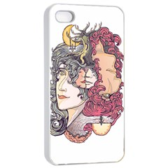 KISS ! Apple iPhone 4/4s Seamless Case (White)