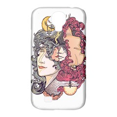 KISS ! Samsung Galaxy S4 Classic Hardshell Case (PC+Silicone)