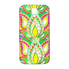 Lotus Samsung Galaxy S4 I9500/i9505  Hardshell Back Case