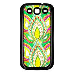 Lotus Samsung Galaxy S3 Back Case (black)
