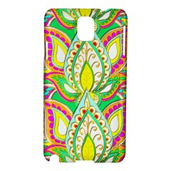 Lotus Samsung Galaxy Note 3 N9005 Hardshell Case