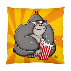 It s Movie Time Cushion Case (One Side)