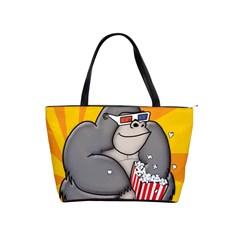 Cinema Gorilla Sq 3500px Large Shoulder Bag