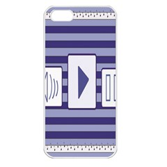 Music time  Apple iPhone 5 Seamless Case (White)