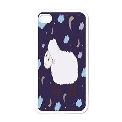 Time to dream Apple iPhone 4 Case (White)