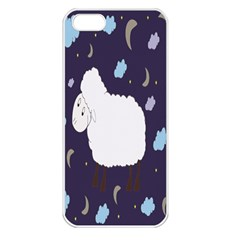 Time To Dream Apple Iphone 5 Seamless Case (white)