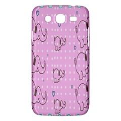 Baby Elephant  Samsung Galaxy Mega 5 8 I9152 Hardshell Case