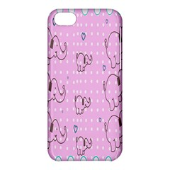 Baby Elephant  Apple iPhone 5C Hardshell Case