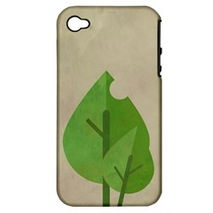 Growth  Apple Iphone 4/4s Hardshell Case (pc+silicone)