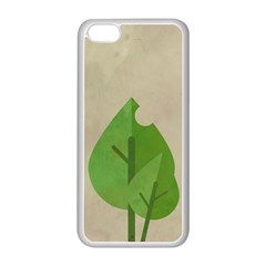 Growth  Apple iPhone 5C Seamless Case (White)