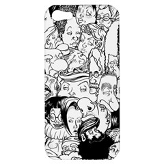 Faces In Places Apple Iphone 5 Hardshell Case
