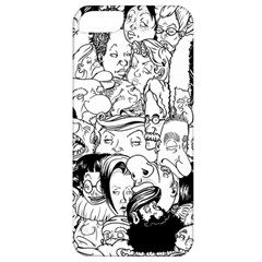 Faces in Places Apple iPhone 5 Classic Hardshell Case