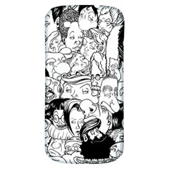 Faces in Places Samsung Galaxy S3 S III Classic Hardshell Back Case