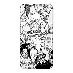 Faces in Places HTC One Hardshell Case