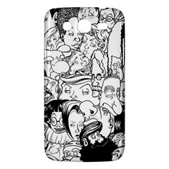 Faces In Places Samsung Galaxy Mega 5 8 I9152 Hardshell Case