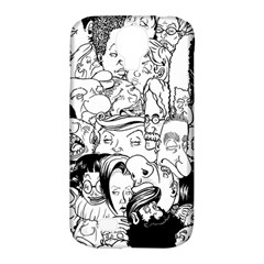 Faces in Places Samsung Galaxy S4 Classic Hardshell Case (PC+Silicone)