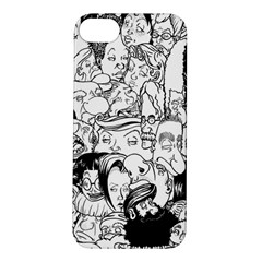 Faces in Places Apple iPhone 5S Hardshell Case