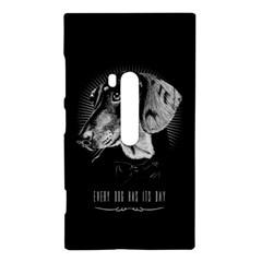 every dog has its day Nokia Lumia 920 Hardshell Case