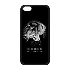 Every Dog Has Its Day Apple Iphone 5c Seamless Case (black)