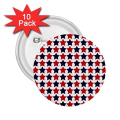 Patriot Stars 2.25  Button (10 pack)