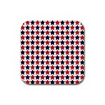 Patriot Stars Drink Coasters 4 Pack (Square) Front