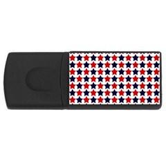 Patriot Stars 1GB USB Flash Drive (Rectangle)