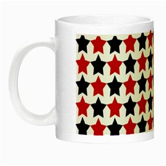 Patriot Stars Glow in the Dark Mug