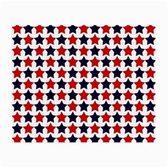 Patriot Stars Glasses Cloth (small, Two Sided)