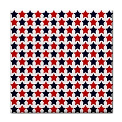 Patriot Stars Face Towel
