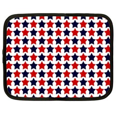 Patriot Stars Netbook Sleeve (XXL)
