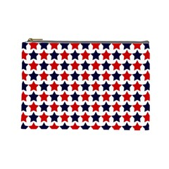 Patriot Stars Cosmetic Bag (large)