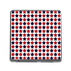 Patriot Stars Memory Card Reader with Storage (Square)