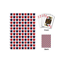 Patriot Stars Playing Cards (Mini)