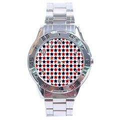 Patriot Stars Stainless Steel Watch