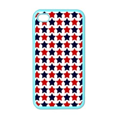Patriot Stars Apple Iphone 4 Case (color)