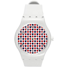 Patriot Stars Plastic Sport Watch (medium)