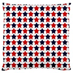 Patriot Stars Large Cushion Case (Two Sided)