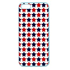 Patriot Stars Apple Seamless iPhone 5 Case (Color)