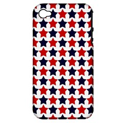 Patriot Stars Apple iPhone 4/4S Hardshell Case (PC+Silicone)