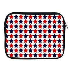 Patriot Stars Apple Ipad Zippered Sleeve