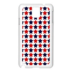 Patriot Stars Samsung Galaxy Note 3 N9005 Case (white)